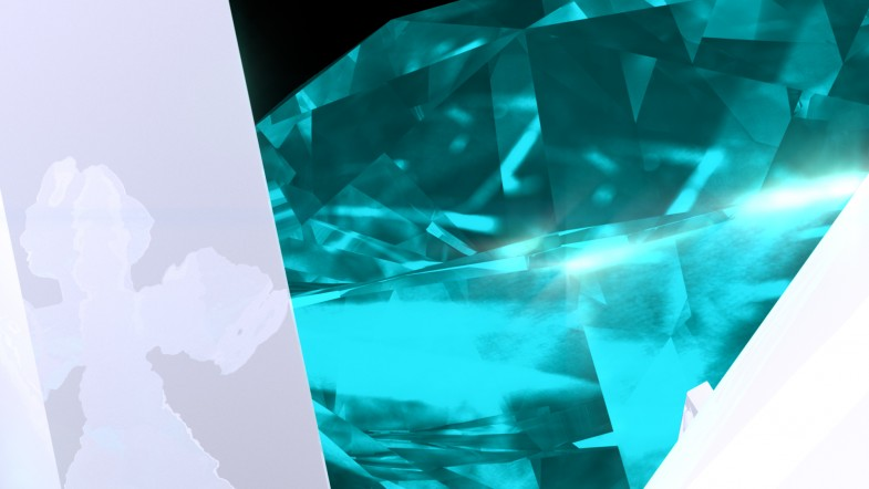 Cinema 4D & After Effects design & animation for 50-50 & Diamond
