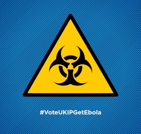 Vote UKIP, Get Ebola