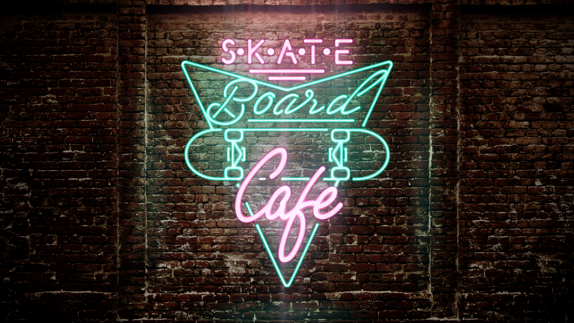 2015-05-Skate-Cafe-logo-writes-on-wall-cam-move